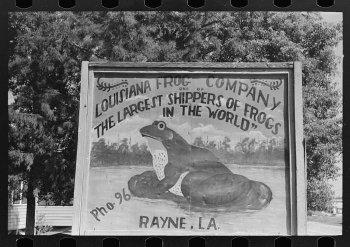 9. Rayne, Louisiana, September 1938