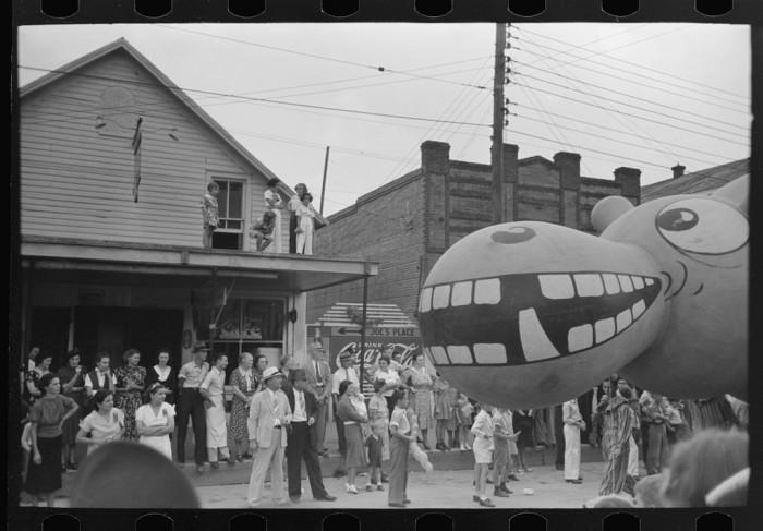 3. Crowley, Louisiana, October 1938
