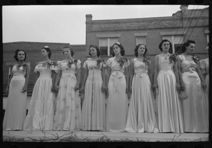 7. Crowley, Louisiana, October 1938
