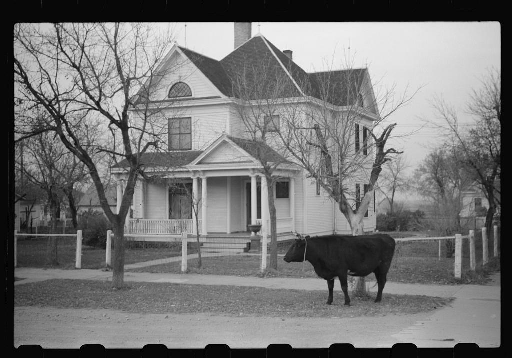 12 interesting north dakota houses from the 1930s