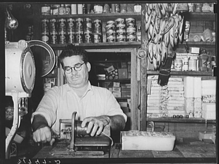 12. Jarreau, Louisiana, October 1938