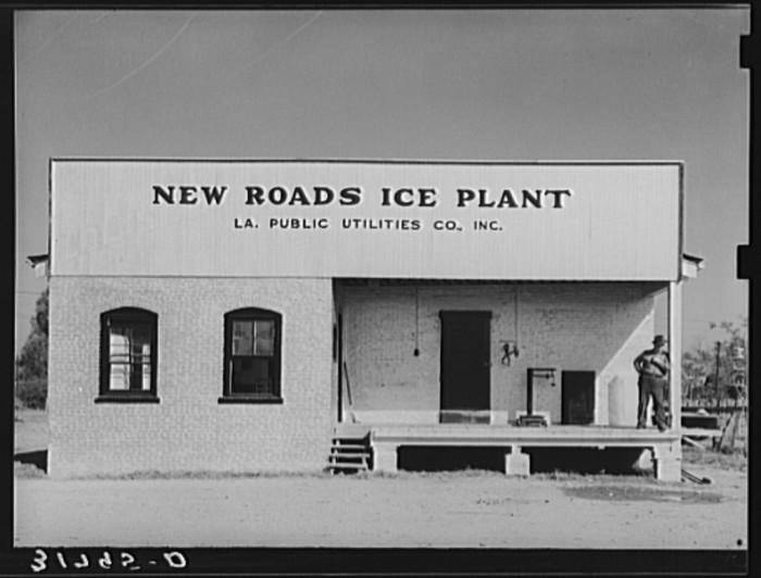 5. New Roads, Louisiana December 1939