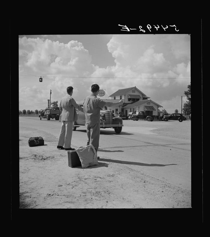 13. Natchitoches, LA, June 1940