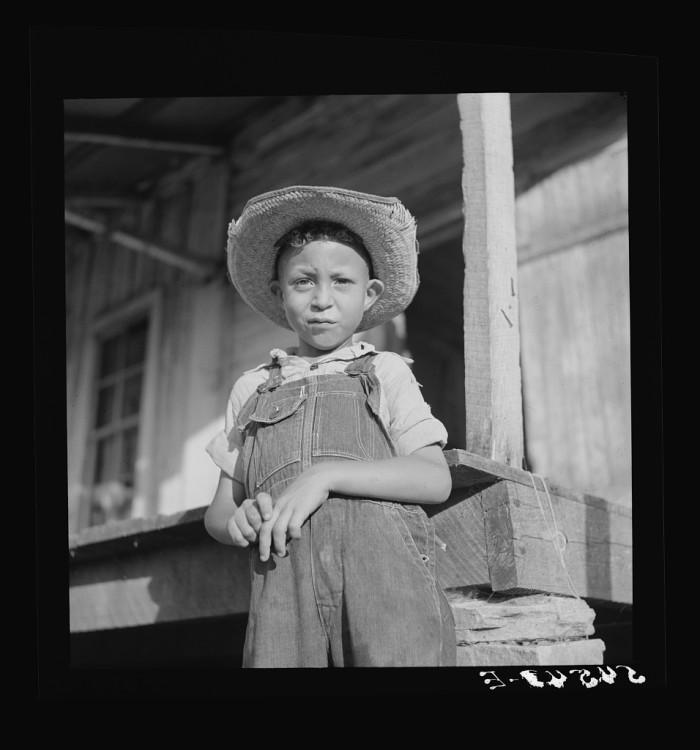8. Melrose, Natchitoches Parish, Louisiana. June 1940
