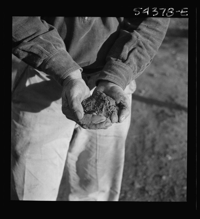 12. Copper wasn't the only metal Arizona produced for the war effort. Tungsten, mined near Kingman, was used to increase the hardness and strength of steel for tools.