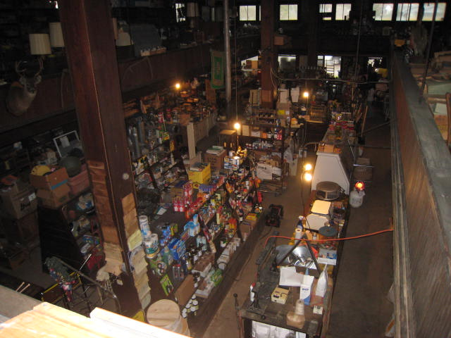 9. The Simmons-Wright General Store, Kewanee