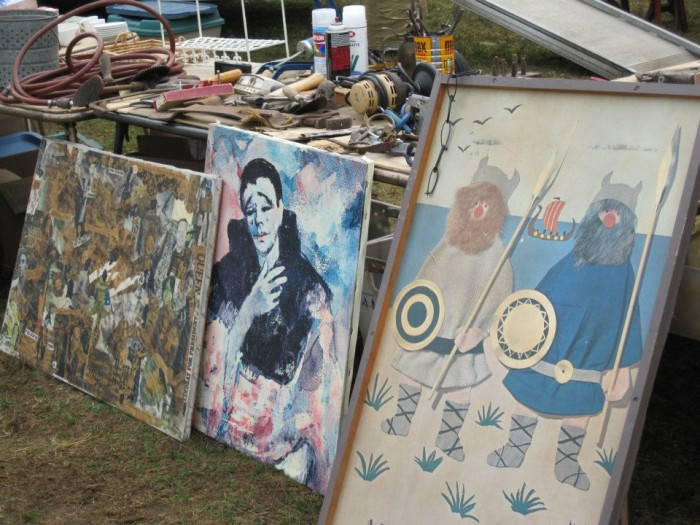 9. Woodbury Antique Shows
