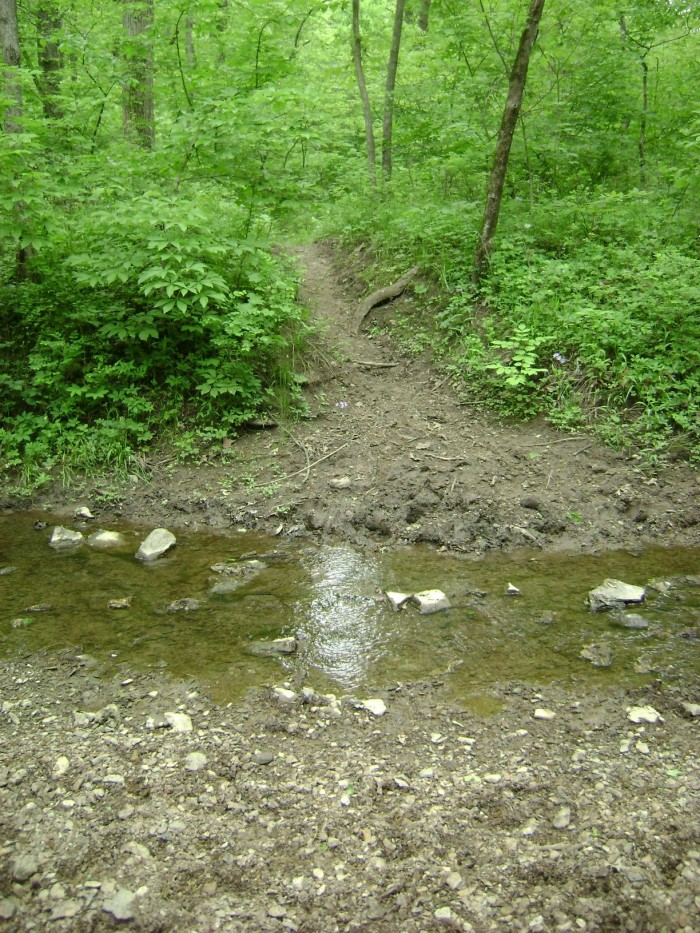 9. Equestrian Trails, Knob Noster State Park