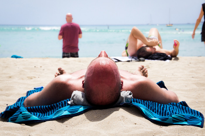 9. Heat exhaustion is a very real risk in Hawaii.