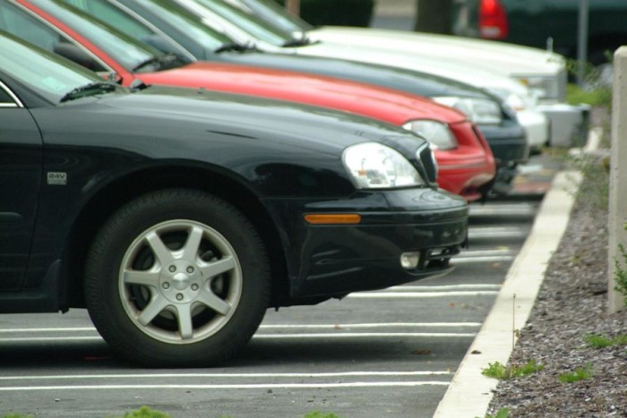 "9.	… and it is illegal to request for someone to ""watch over"" your parked car."