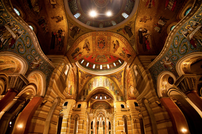 7.Cathedral Basilica, St. Louis