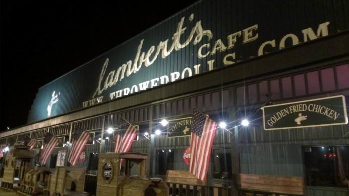 9.Lambert's Café, Sikeston