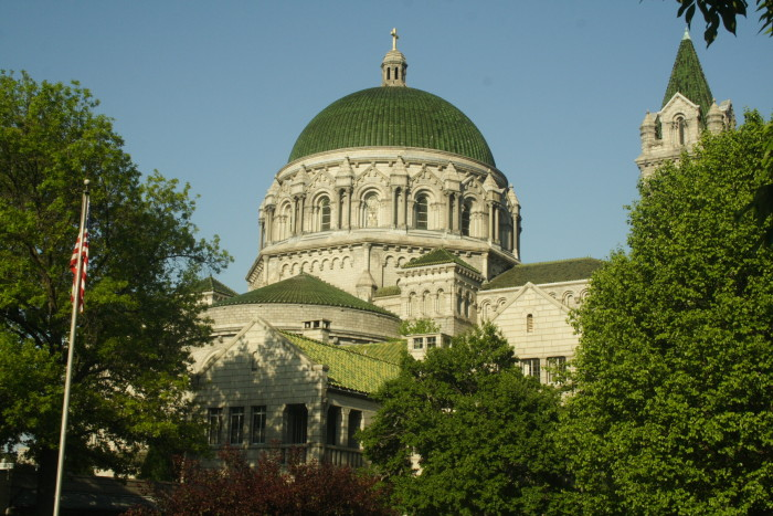 9.2. Cathedral Basilica, St. Louis