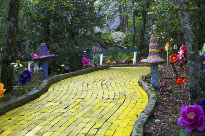 13. And we can't forget the magical abandoned Land of Oz.