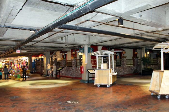 Underground Atlanta has become a conundrum that leaves tourists befuddled and struggles to attract locals.