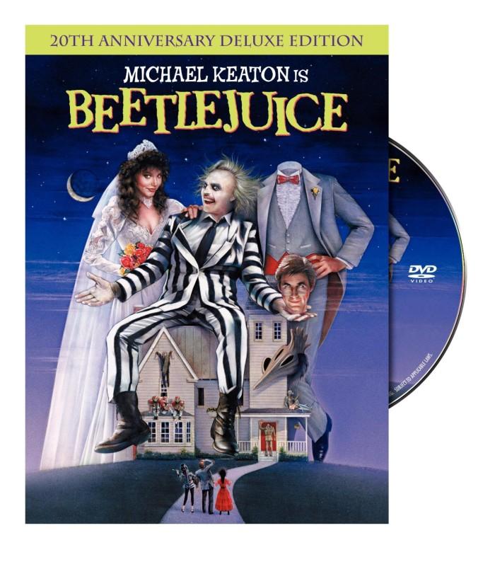 2.  Beetlejuice