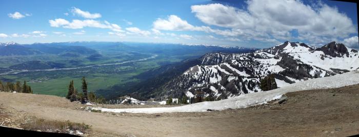 8. Rendezvous Peak, Grand Tetons