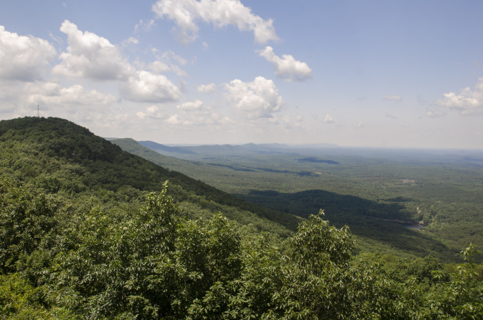4. Mt. Cheaha