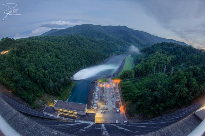 7. Fontana Dam