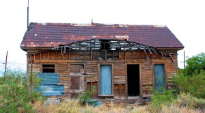 This Creepy Ghost Town In Texas Is The Stuff Nightmares Are Made Of
