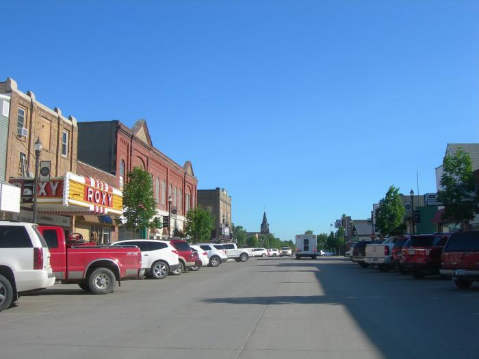 2. Cavalier County