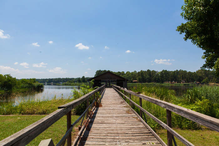 10. Cypress Black Bayou Park and Recreation Area, Linton