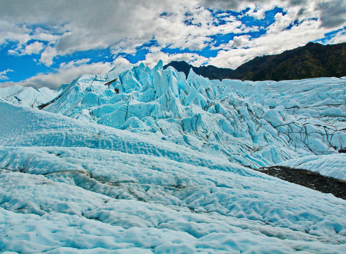 4. Mantanuska Glacier State Recreation Site