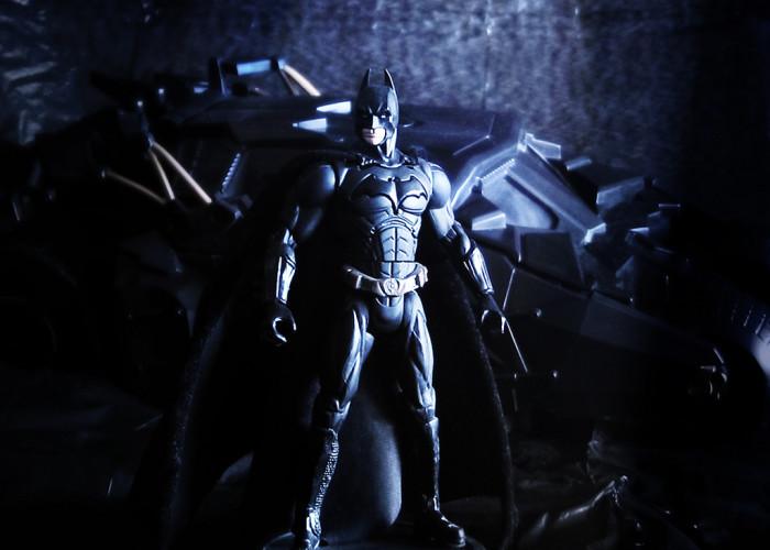 11. Batman lives here.