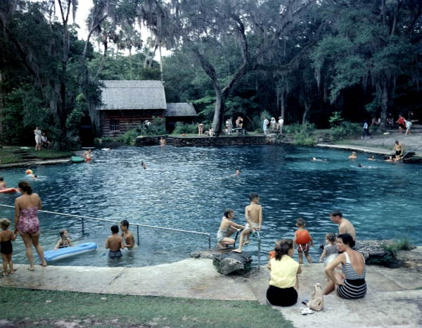 30 Vintage Photos Of 1950s Florida