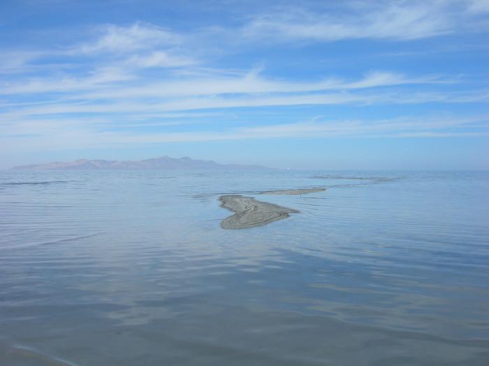 10. The Great Salt Lake