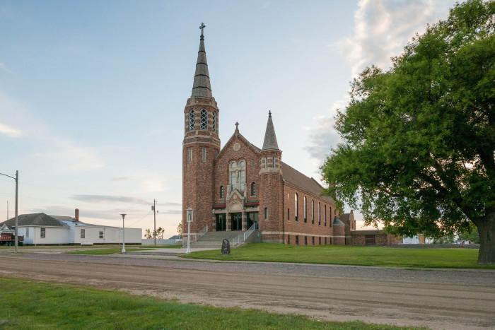 7. St. Mary's Catholic Church