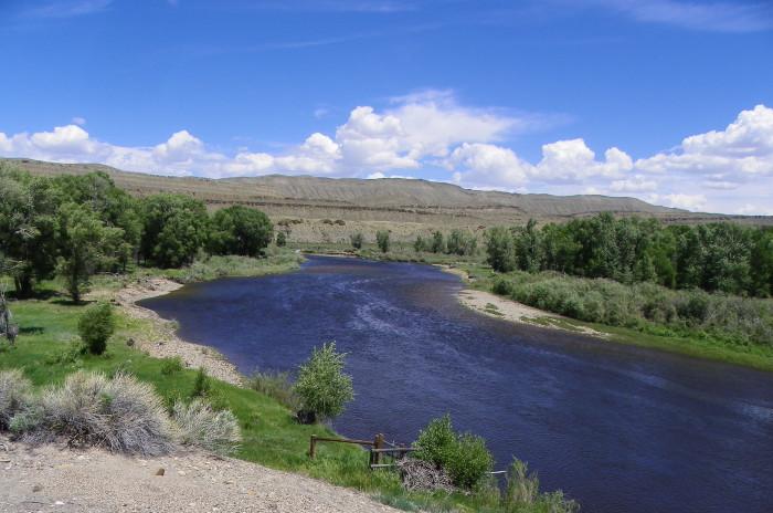 7. North Platte River