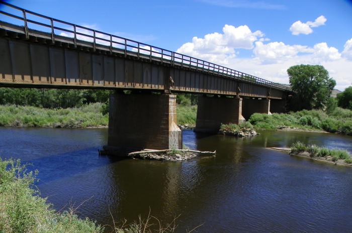 5. Railroad Bridge