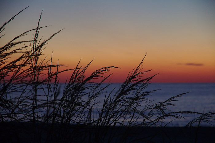 13. Any Delaware beach at sunset