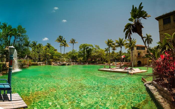 9. Venetian Pool, Coral Gables