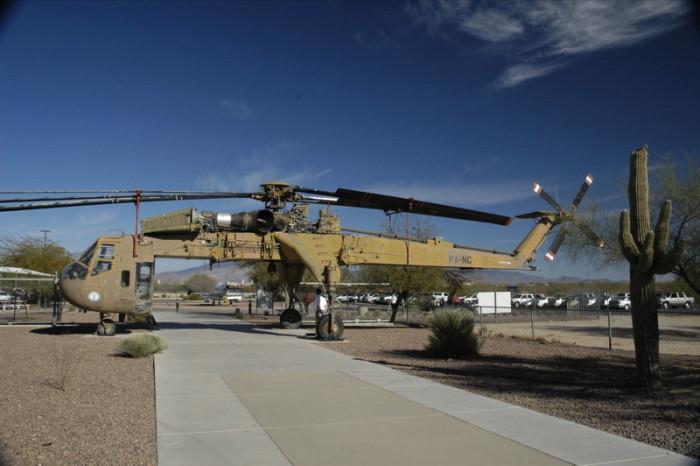 10. Pima Air and Space Museum, Tucson