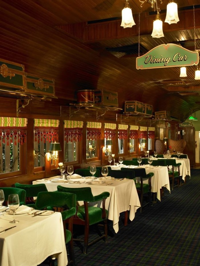 5. Pacific Dining Car, Santa Monica and Los Angeles
