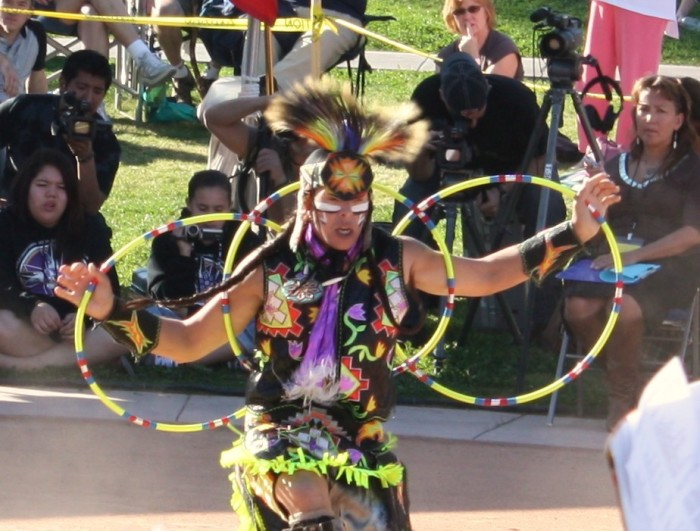 6. This event takes place every year at one of Arizona's most renowned museums.