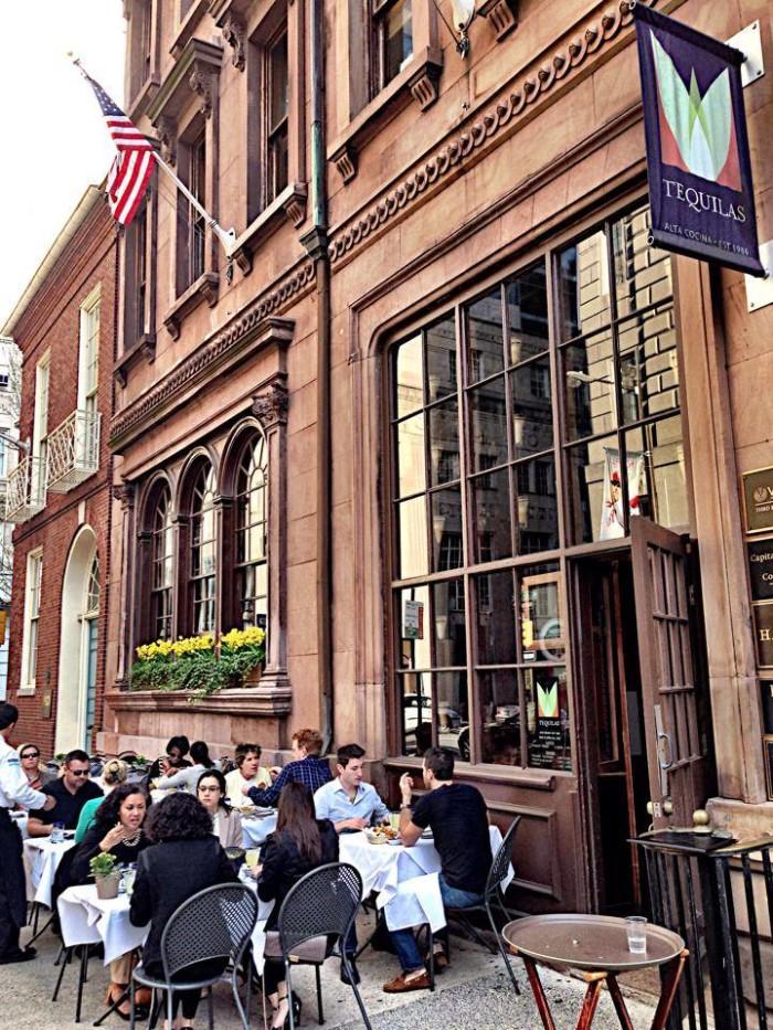 7. Tequila's Restaurant, Philadelphia