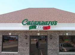 8. Catanzaro's Pizzeria, Cranston