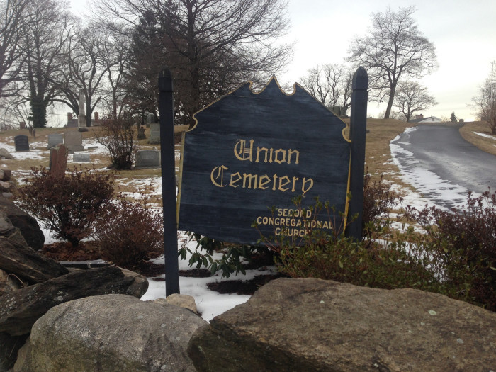 4. Union Cemetery, Easton
