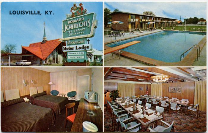 Motel  Johnson City