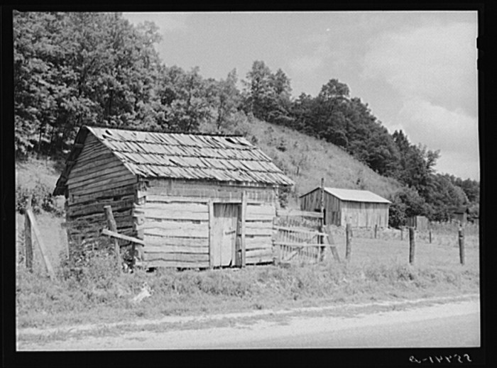 17. A quaint little cabin (or five) somewhere near town, or in town.