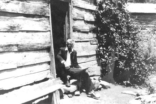 13. A resident of Bowlingtown reading before Buckhorn Lake replaced the entire community.