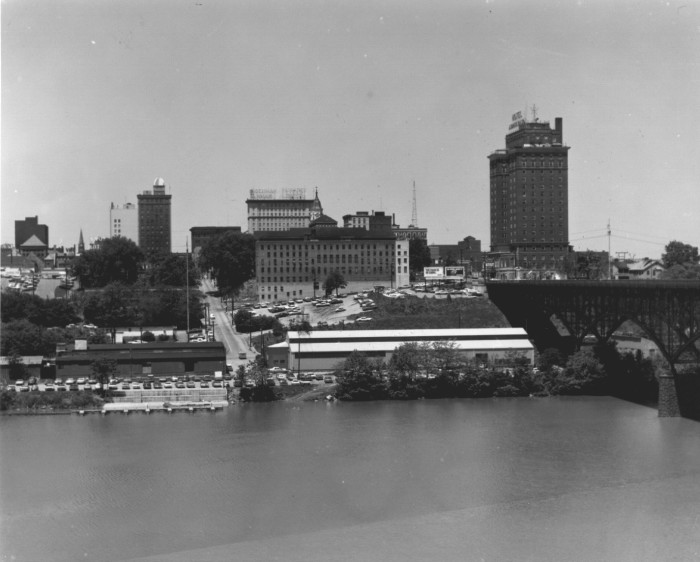 3. A view of once-upon-a-time Knoxville