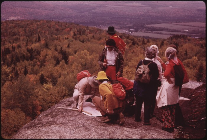 2. The Adirondack Mountain Club up on Mount Van Hoevenberg!