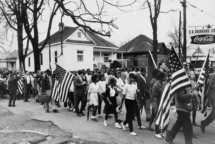 1. Selma to Montgomery Marches - 1965