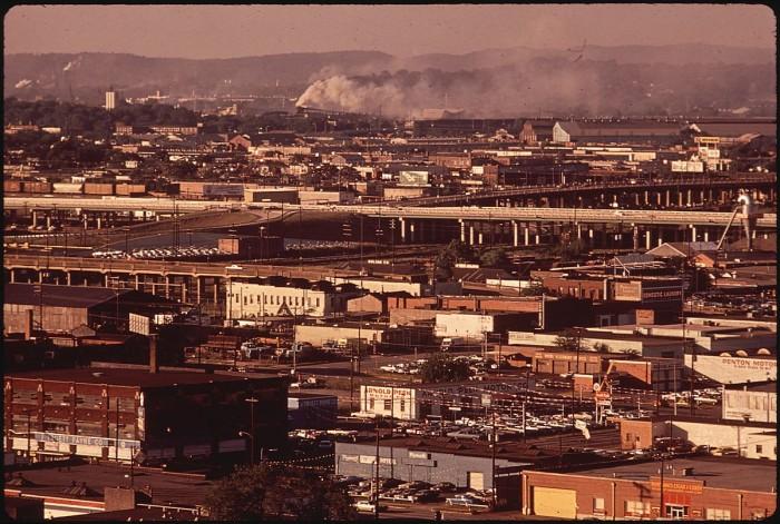 2. Birmingham Skyline, 1972
