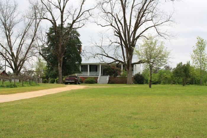 8. Alabama offers a great balance of country living...
