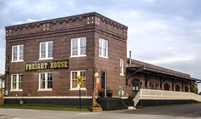 3. The Freight House Restaurant - Hartselle, AL